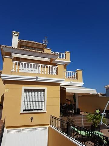 Resale - Detached Villa - Orihuela Costa - El Galan
